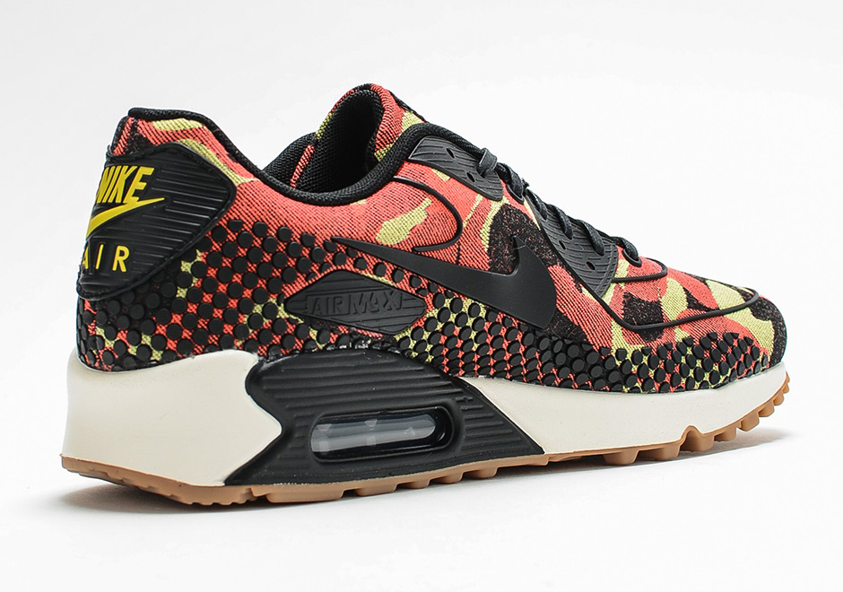 Nike's New Camo and Dot Motif is Now on the Air Max 90 ...
