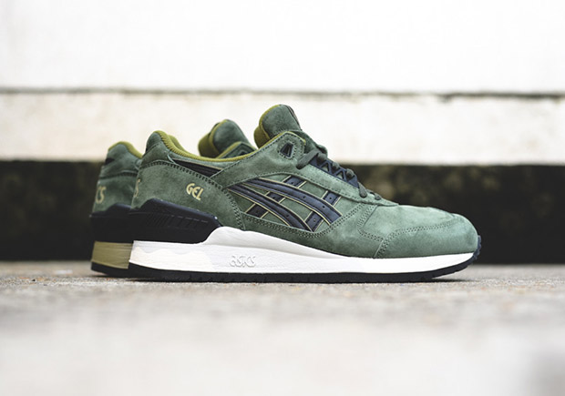 Fans of the ASICS retro running line got another treat recently with the  addition of the GEL-Respector to the catalog of solid silhouettes. a11b0abf3
