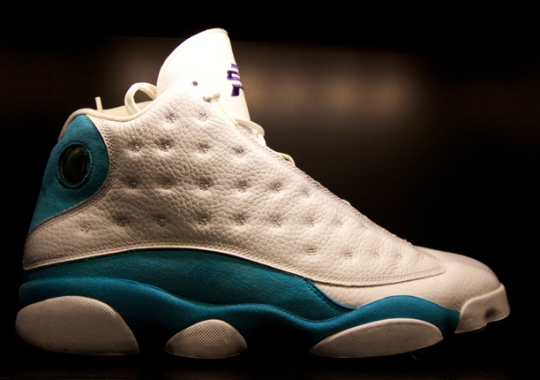 "Chris Paul's Air Jordan 13 PE Will Release In A ""Hornets Home"" Version Too"