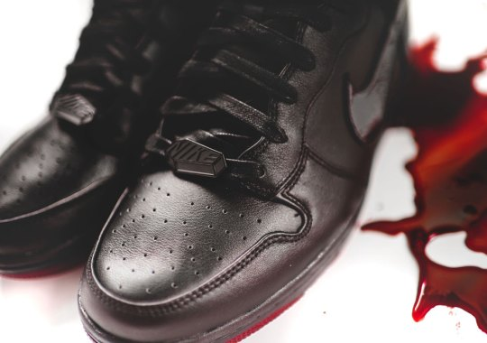 "The Perfect Halloween Sneaker Release – The Nike Dunk High ""Coffin"""