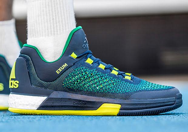 d2fa9b39af36 Dante Exum Has His Own adidas Crazylight Boost 2015 PE ...