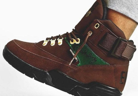 The Ewing 33 Hi Is Built For Winter