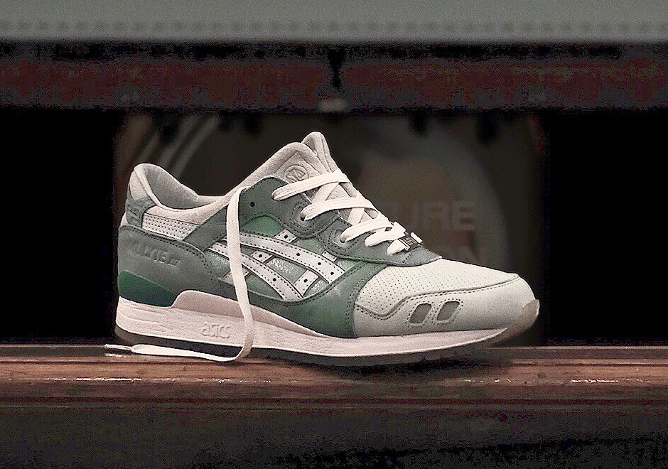Asics Gel Lyte III X Highs & Lows