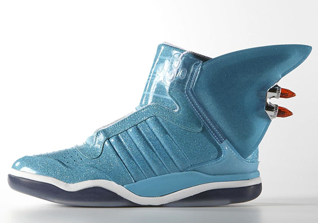 Jeremy Scott's Latest adidas Sneaker Is Even Crazier Than You'd Expect