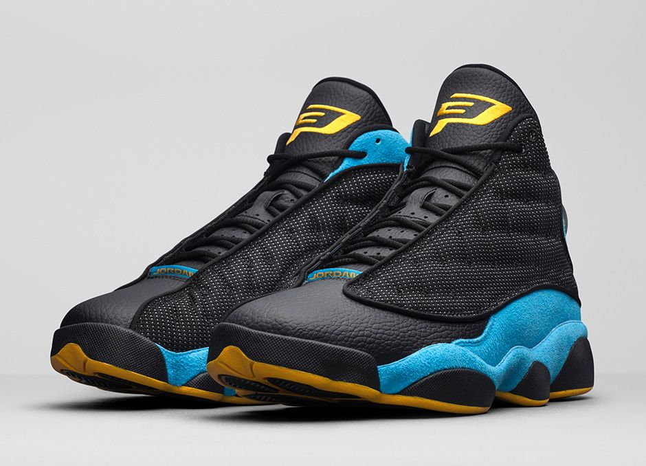 0b5bfbd73b4e Jordan Brand Celebrates Chris Paul s 10th Anniversary In The NBA With Air  Jordan 13 Release