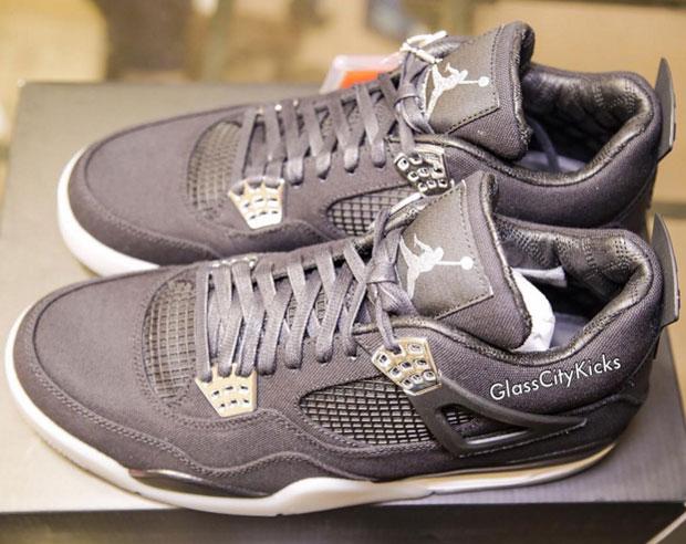 best service 6d207 ee7f4 Eminem x Jordan 4 x Carhartt   SneakerNews.com