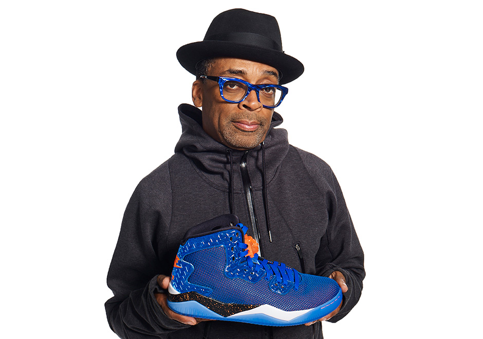 31a74e69 Jordan Brand Officially Introduces Spike Lee's New Shoe, The Spike Forty -  SneakerNews.com