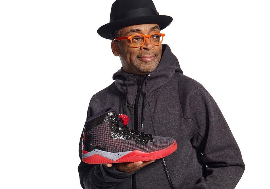 3ffd2d59d514 Jordan Brand Officially Introduces Spike Lee s New Shoe