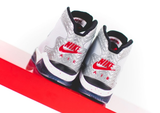 """Nike Air"" On Spike Lee's New Jordan Shoe Makes Complete Sense"