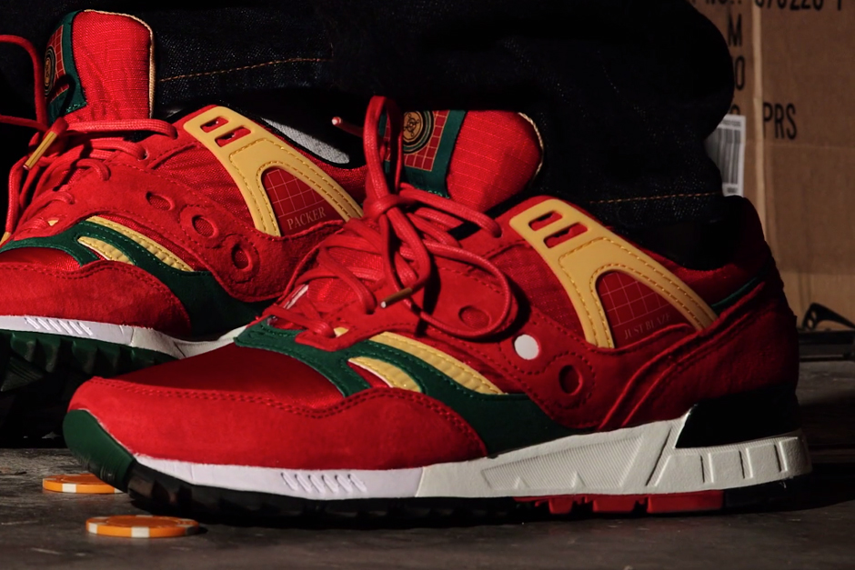 76c10c16ca81 Just Blaze Teams Up With Packer Shoes for the Saucony Grid SD ...