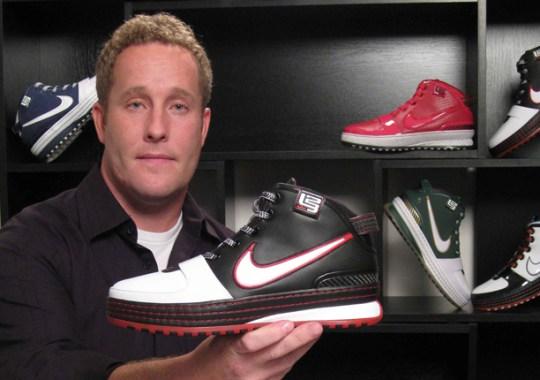 Ken Link To Take Over As Jordan Brand Design Director