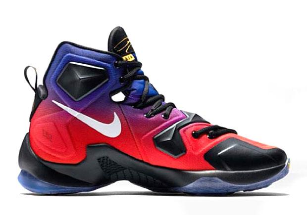 Nike LeBron 13 Doernbecher • KicksOnFire.com Shop this Article ...
