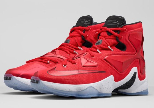 "An Official Look At LeBron's ""Opening Night"" LeBron 13"
