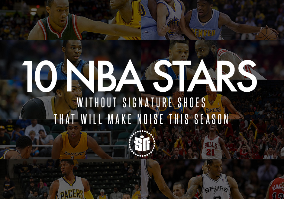 2c8515b38c5d85 10 NBA Stars Without Signature Shoes That Will Make Noise This 2015-2016  Season
