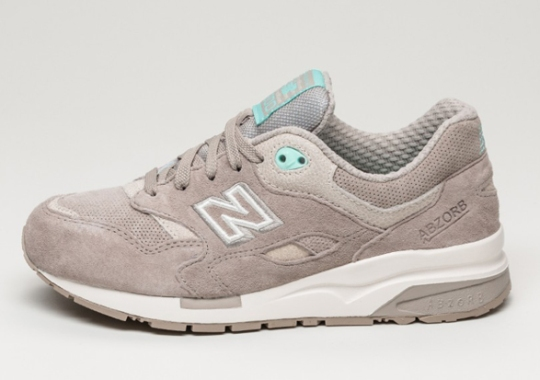 """A Hint Of """"Toothpaste"""" In This Upcoming New Balance 1600"""