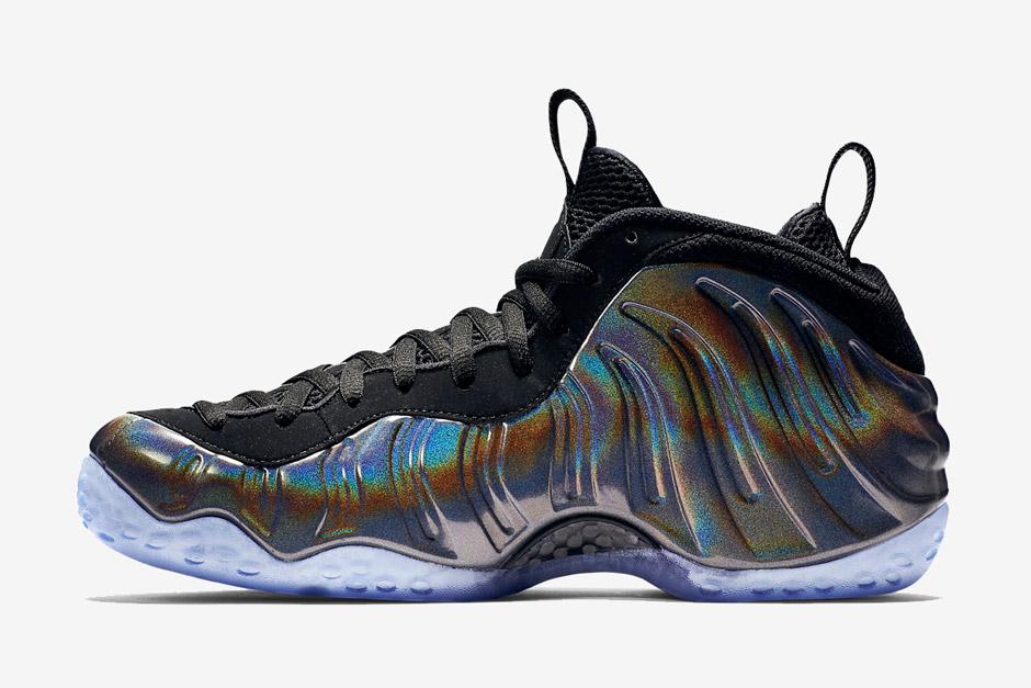 "27cfbd21331 ... Nike Air Foamposite One ""Hologram"" Color  MulticolorMulticolor-Multicolor Style Code 314996-900 ..."