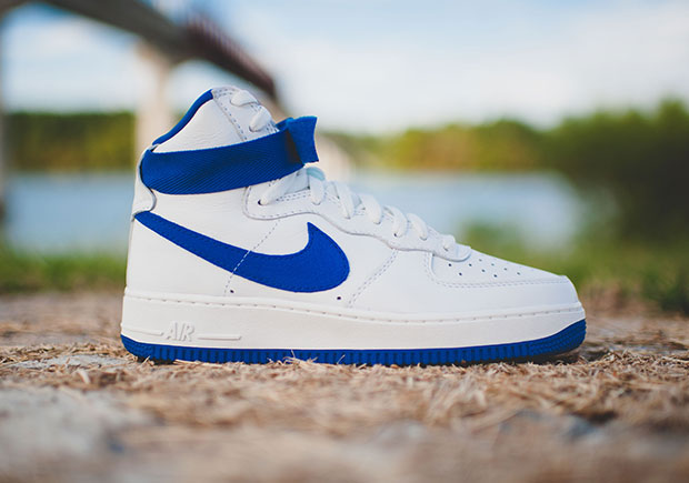 check out 7e539 440b1 Dont Sleep On This Remastered Nike Air Force 1 High Retro
