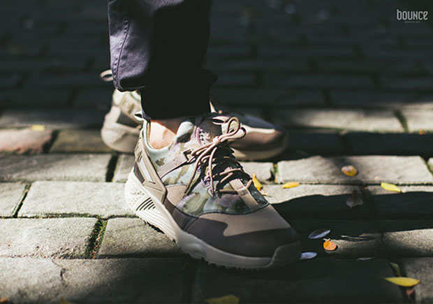 finest selection 84695 8c10c An On-Feet Look at the Nike Air Huarache Utility