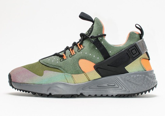 The Nike Air Huarache Utility Gets Its Best Colorway Yet