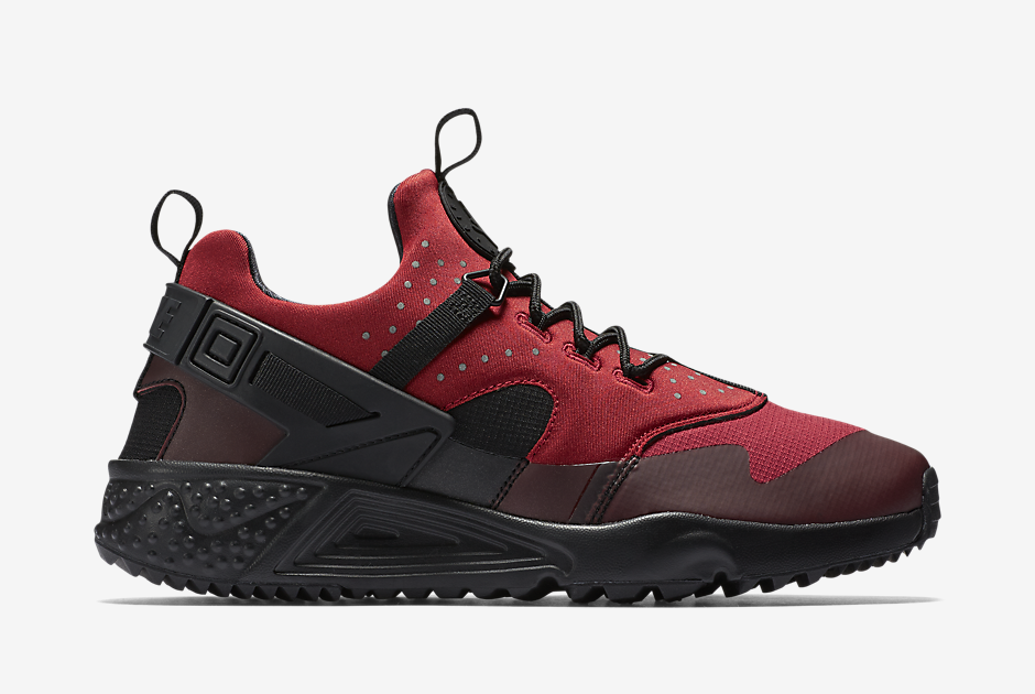 0cd0fc8f5d1f6 ... wholesale nike air huarache utility. color gym red black style code  806807 600 00aee cf648