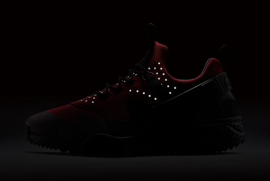 Nike Huarache Rosso E Nero 2015 Khs ZvgPFbag