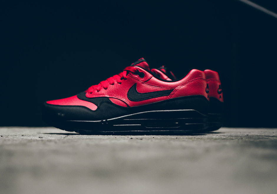 The Nike Air Max 1 Goes Blood Red