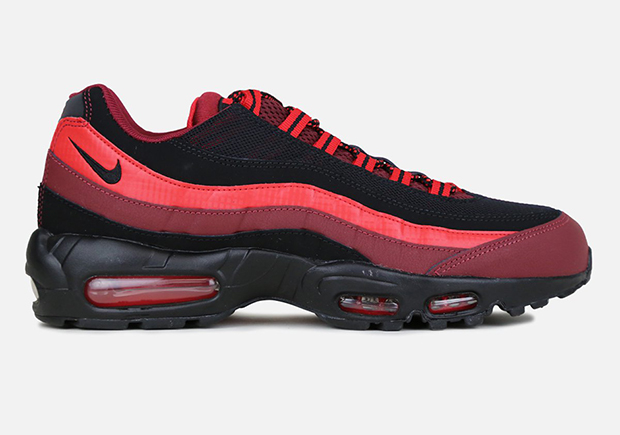 nike entrepôt singapore - This Air Max 95 Does \u0026quot;Bred\u0026quot; In a Different Way - SneakerNews.com