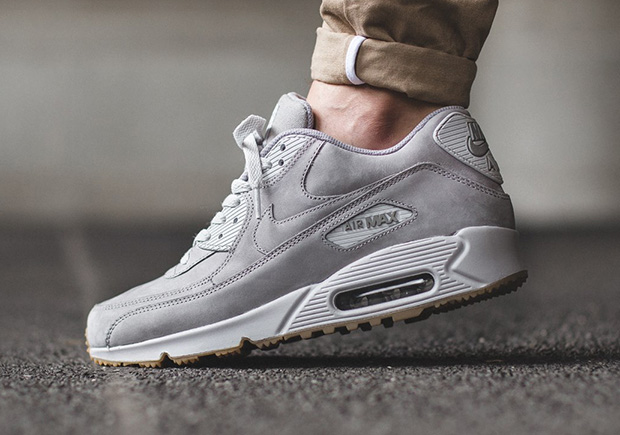 73d26b33cb australia nike air max 90 gray 1d9a6 1e593; order ready to match the  impending grey skies well all be under soon the nike air