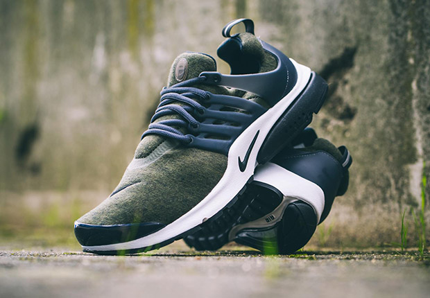 online retailer 93016 a9f10 Sweatshirts For Your Feet  The Next Tech Fleece Nike Air Presto