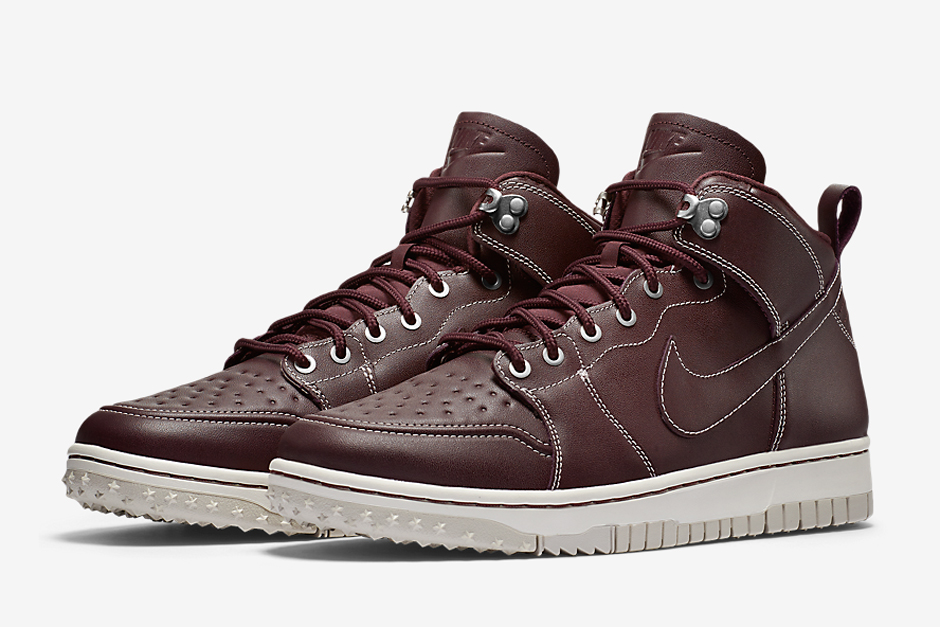 Nike's Latest Dunk Turned Sneakerboot