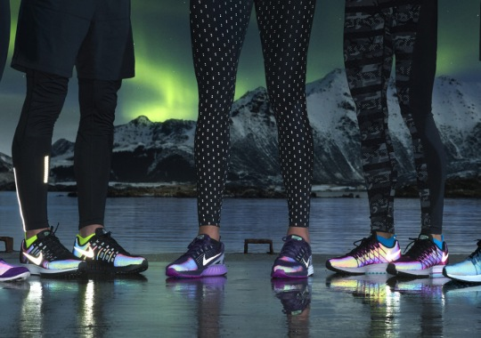 Don't Get Lost In The Night With Nike Running's New Multi-Color Flash Pack