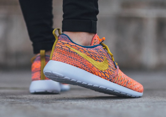 Flyknit Roshes Are Getting Wilder