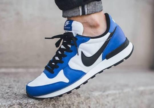 More Jordan References on the Nike Internationalist