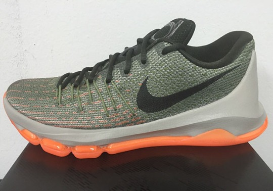 "Another Look at ""Easy Euro"" Nike KD 8"