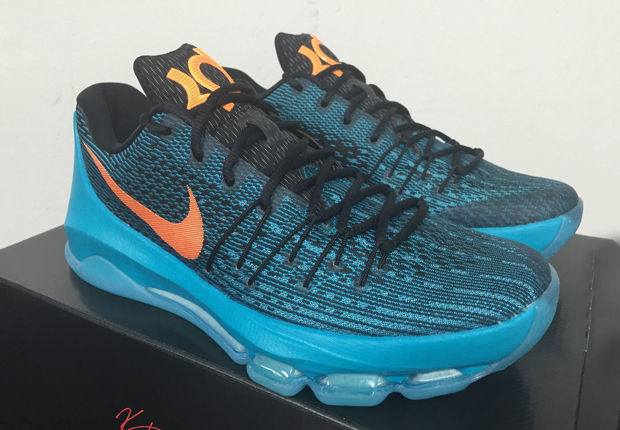 Kevin Durant Might Debut This New KD 8 Colorway On Opening Night