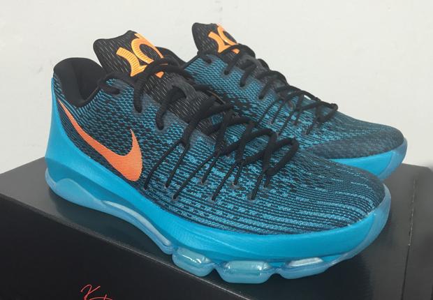 sale retailer 8846e cddfd Nike KD 8 Opening Night 123456-789 | SneakerNews.com