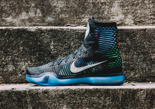 Is This The Last Of The Nike Kobe 10 Elite High?