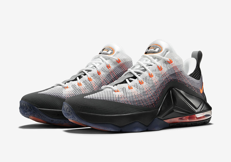 "sports shoes ca313 c7b01 The Nike LeBron 12 Low ""Air Max 95"" Drops Tomorrow"