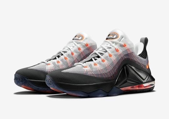 lebron low easter the nike lebron 12 low air max 95 drops tomorrow sneakernewscom