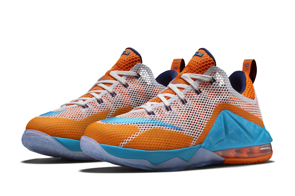The Nike LeBron 12 Isn\u0027t Done Just Yet With New 90s Cavs Inspiration