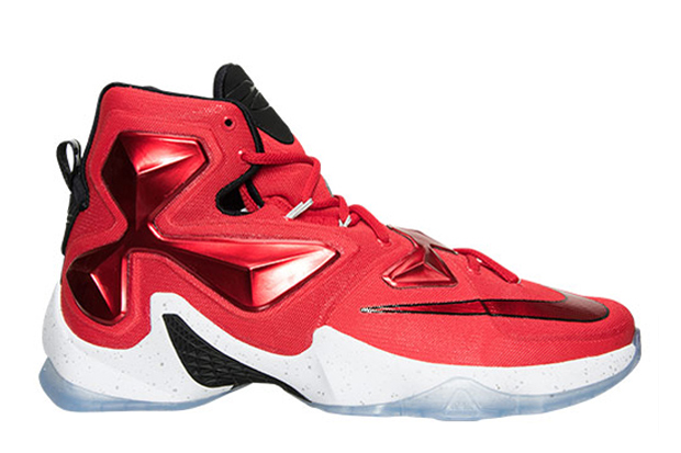 the latest ccd43 a882b Will LeBron Wear This Nike LeBron 13 Pair Opening Night