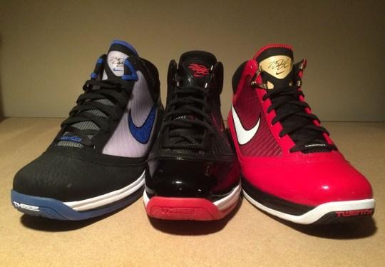 "Remember The Nike LeBron 7 ""Heroes"" Pack?"
