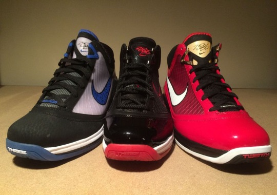 "Remember The Nike LeBron 7 ""Heroes"" Pack?"