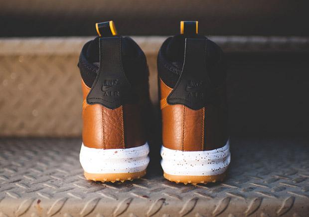 Nike Lunar Vigor 1 De Arranque De Pato Negro / Luz Británico De Zapatos De Color Canela IM4GaexH