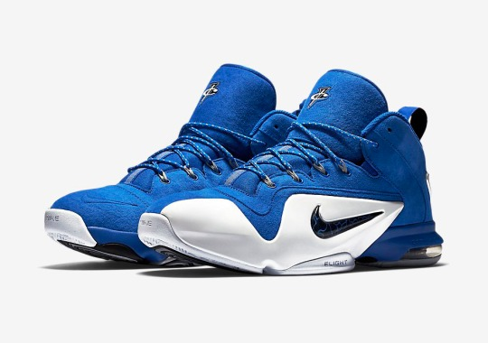 71f254be077c Nike Takes Penny Back To Memphis With Upcoming Penny 6 Release