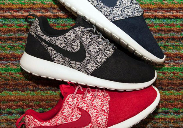 Ugly Christmas Sweaters Come Early Thanks To The Nike Roshe -  SneakerNews.com