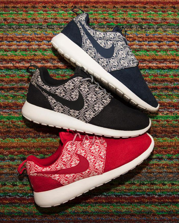 Nike Sb Dunk High Ugly Sweater Shoes Ing Soon