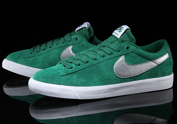 This Blazer Low GT Should Remind You of an Old Nike SB x ...