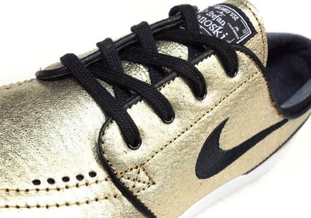 Nike Sb Stefan Janoski Gold