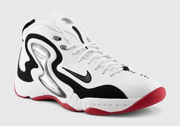 The Nike Zoom Hawk Flight Retro is